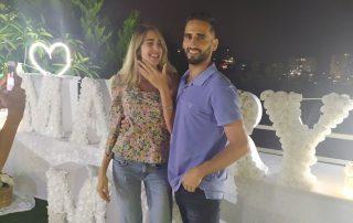 הצעות נישואין בחיפה