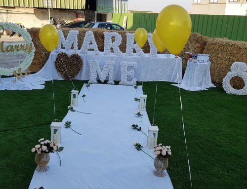 עיצוב הצעת נישואין