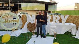 הצעת נישואין בבית כפר זיתים