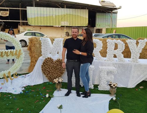 הצעת נישואין בבית ביתית