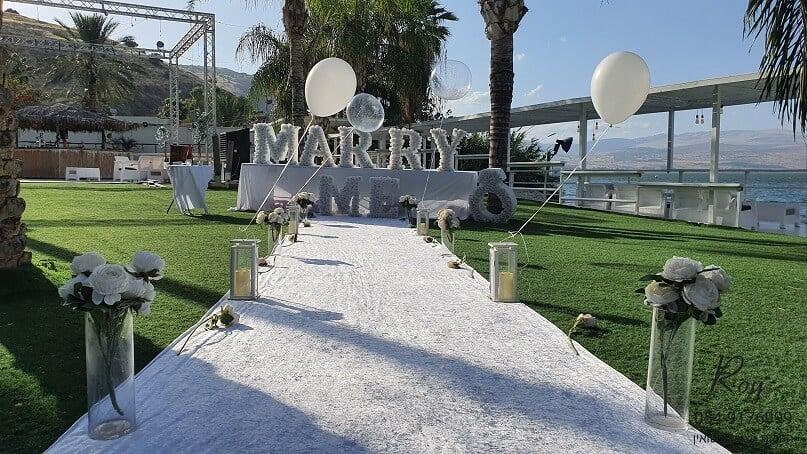 הצעת נישואין חוף הגרין כנרת טבריה נדב & שירה(2.6.20)00017