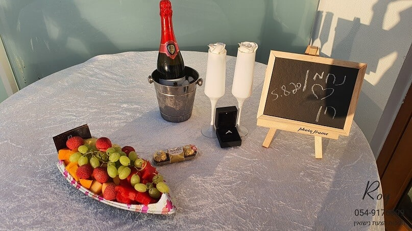 הצעת נישואין במלון סטאי כנרת נחמן & חן(5.8.20)00006