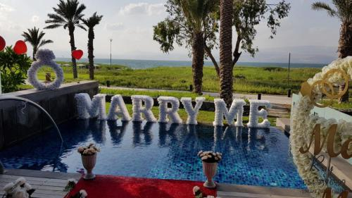 הצעת נישואין מלון סטאי כנרת