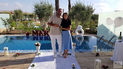 הצעת נישואין במלון סטאי בכנרת