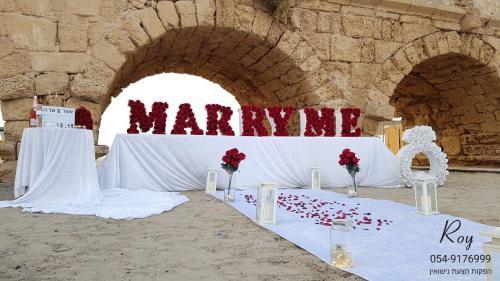 הצעת נישואין בקיסריה חוף הקשתות(16.10.19)00049