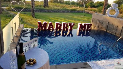הצעות נישואין במלון סטאי בכנרת 10.7.19